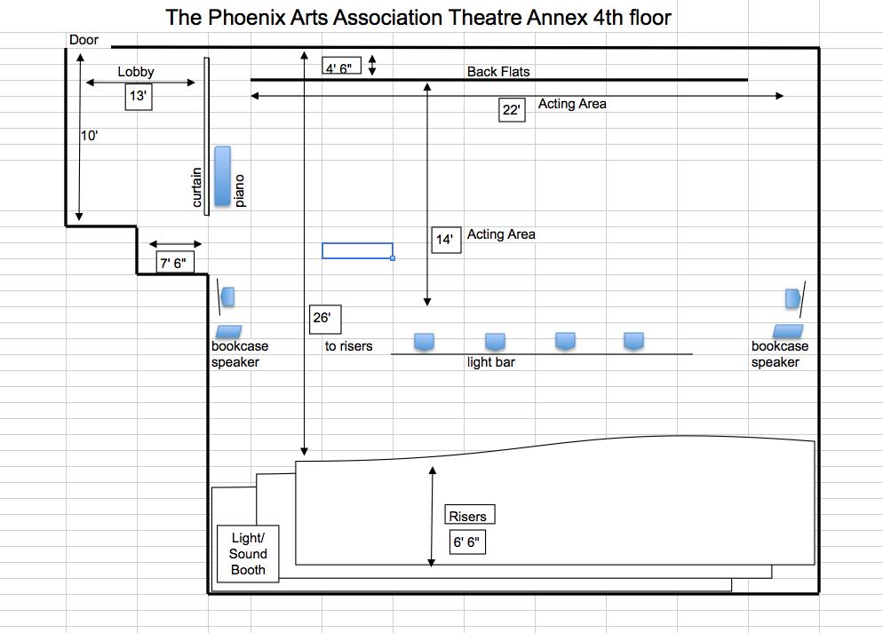 Phoenix Annex Layout