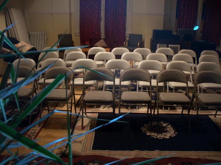 Annex Audience Seats