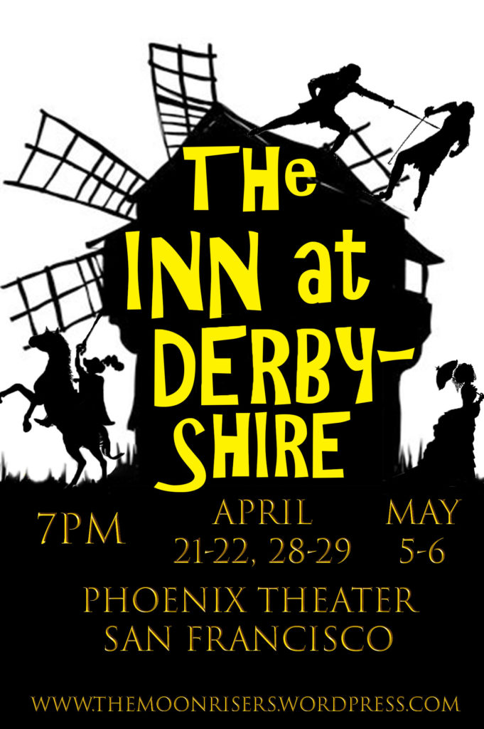 The Inn at Derbyshire play tickets here http://www.brownpapertickets.com/event/2905743