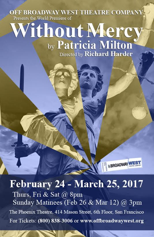 Without Merch by Patricia Milton Feb 24-March25
