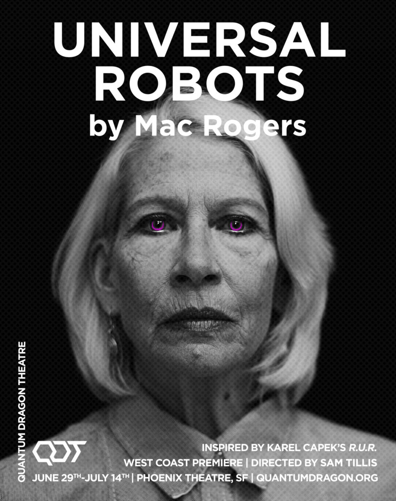 Universal Robots Poster www.quantumdragon.org/universal-robots