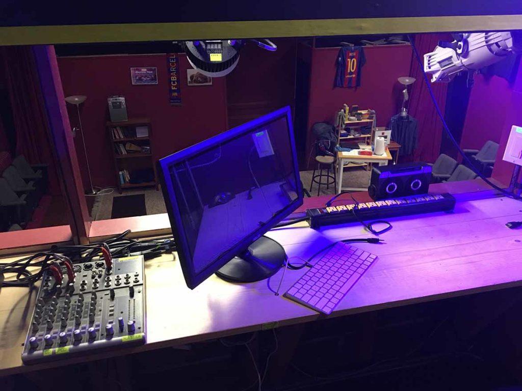 Tech Booth Phoenix II Suite 604