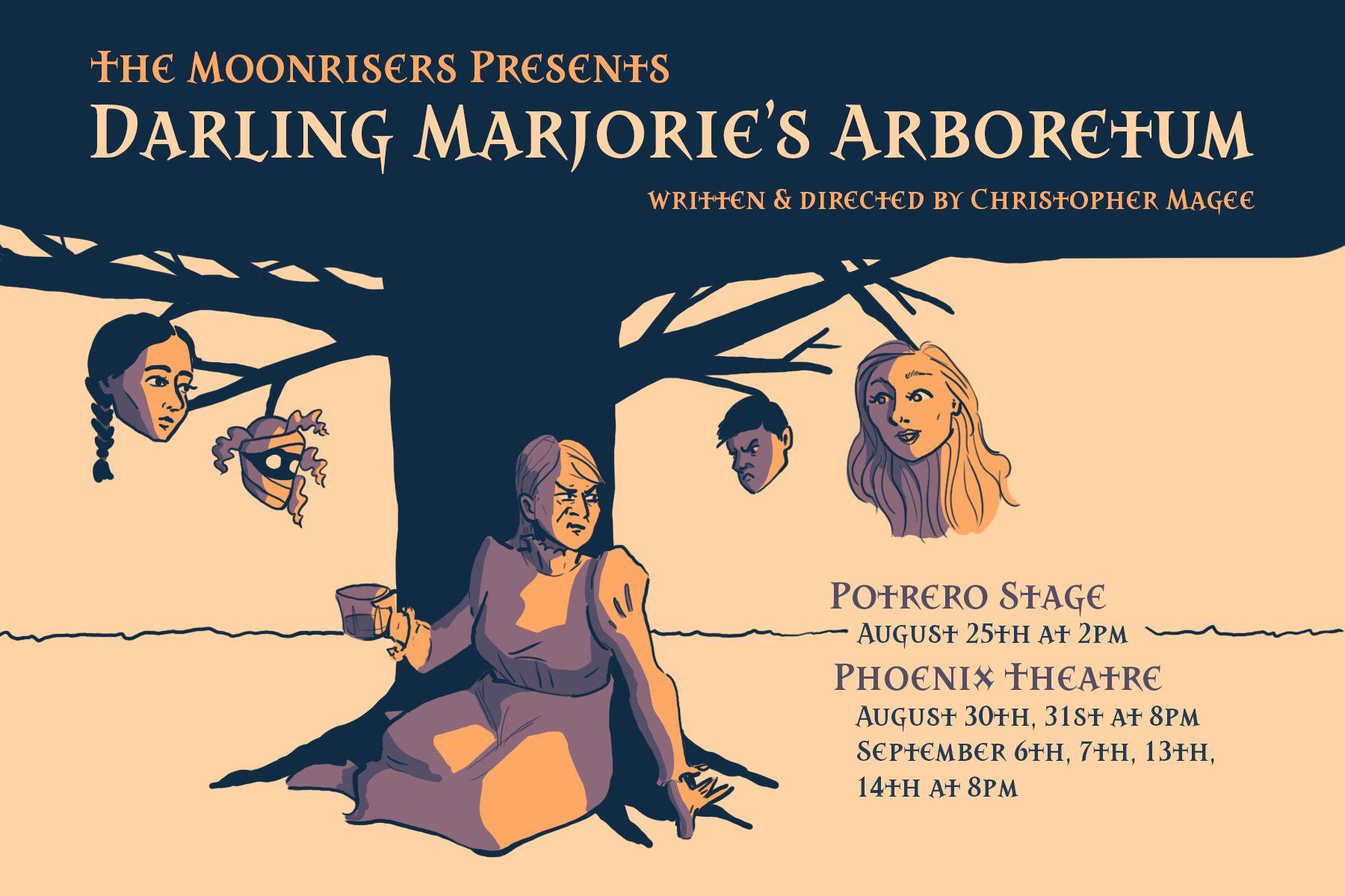 Darling Marjorie's Arboraetum