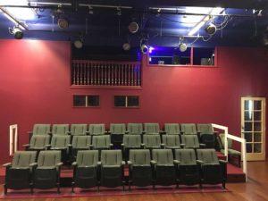 Center stage audience Phoenix II Suite 604